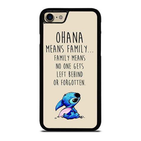 STITCH LILLO OHANA FAMILY QUOTES-case-for-iphone-ipod-samsung-galaxy