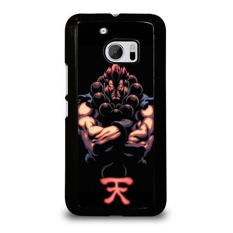 STREET-FIGHTER-AKUMA-GOUKI-HTC-One-M10-Case-Cover