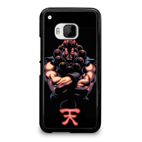 STREET-FIGHTER-AKUMA-GOUKI-HTC-One-M9-Case-Cover