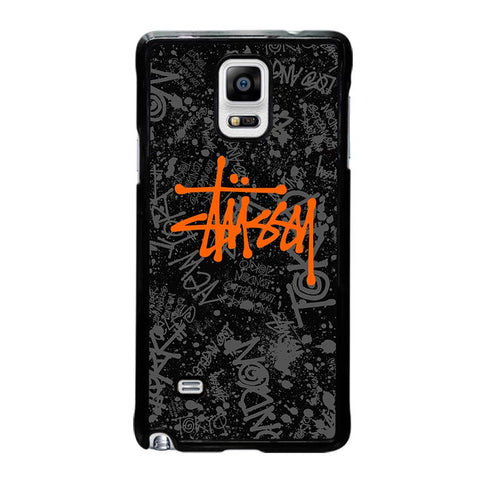 STUSSY-HAWAII-POW-samsung-galaxy-note-4-case-cover