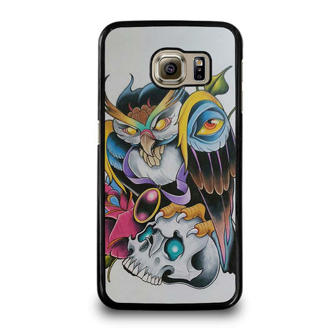 SUGAR-SCHOOL-OWL-TATTOO-samsung-galaxy-S6-case-cover