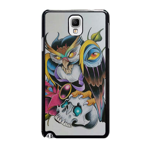 SUGAR-SCHOOL-OWL-TATTOO-samsung-galaxy-note-3-case-cover