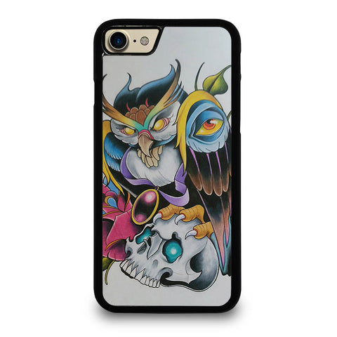 SUGAR-SCHOOL-OWL-TATTOO-iphone-7-plus-case-cover