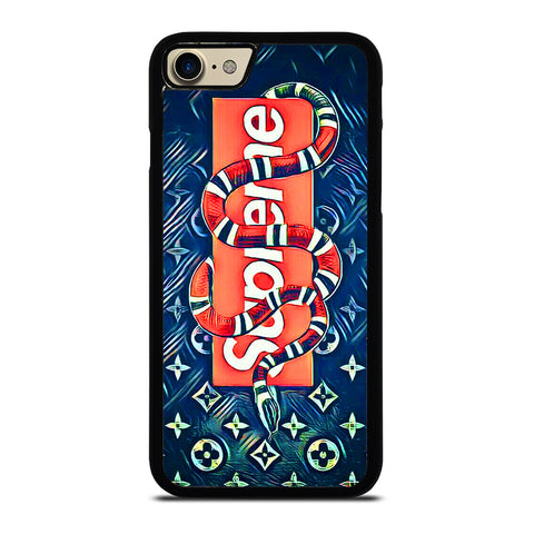 SUPREME AND SNAKE Case for iPhone, iPod and Samsung Galaxy - best custom phone case