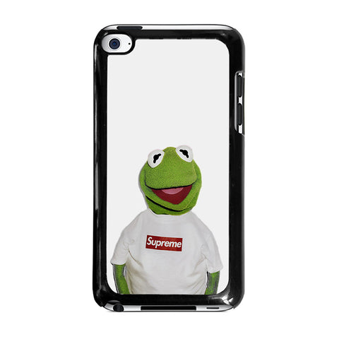 SUPREME KERMIT SESAME STREET-ipod-touch-4-case-cover