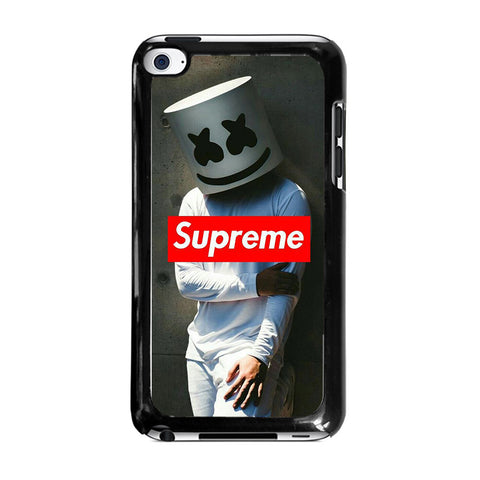 SUPREME MARSHMELLOipod-touch-4-case-cover