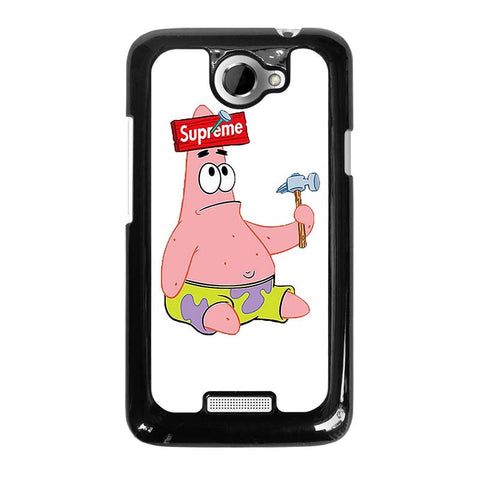 SUPREME-PATRICK-HTC-One-X-Case-Cover