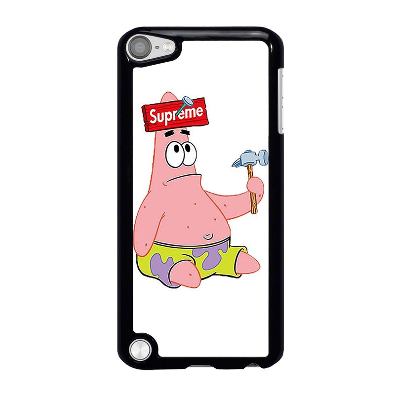 supreme patrick ipod touch 5 case best custom ipod 5th gen cover