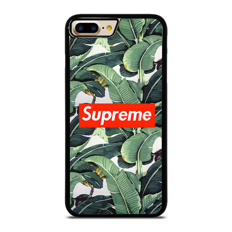 SUPREME TROPICAL BANANA iPhone 4/4S 5/5S/SE 5C 6/6S 7 8 Plus X Case - Best Custom Phone Cover Design