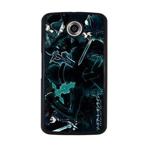 SWORD-ART-ONLINE-nexus-6-case-cover