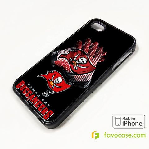 TAMPA BAY BUCCANEERS BUCS NFL iPhone 4/4S 5/5S/SE 5C 6/6S 7 8 Plus X Case Cover