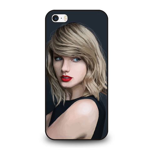 TAYLOR-SWIFT-ART-iphone-se-case-cover