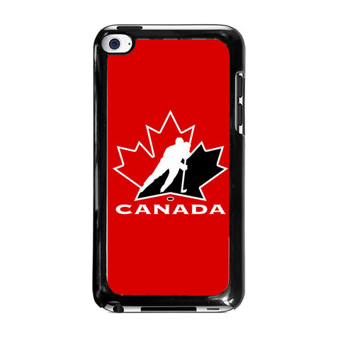 TEAM CANADA HOCKEY LOGOipod-touch-4-case-cover