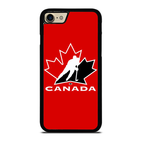 TEAM CANADA HOCKEY LOGO Case for iPhone, iPod and Samsung Galaxy - best custom phone case