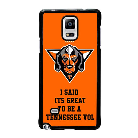 TENNESSEE-VOLUNTEERS-VOLS-samsung-galaxy-note-4-case-cover