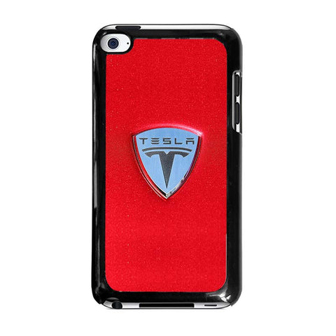 TESLA-MOTOR-LOGO-ipod-touch-4-case-cover