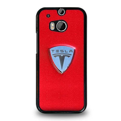 TESLA-MOTOR-LOGO-HTC-One-M8-Case-Cover