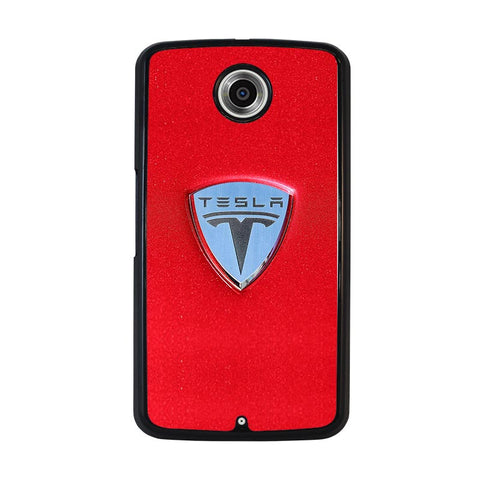 TESLA-MOTOR-LOGO-nexus-6-case-cover