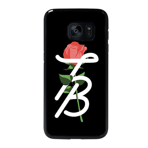 TESSA BROOKS ROSE-samsung-galaxy-S7-edge-case-cover
