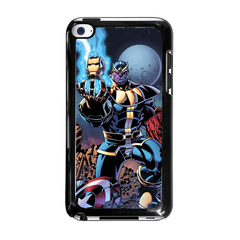 THANOS INFINITY WAR AVENGERSipod-touch-4-case-cover