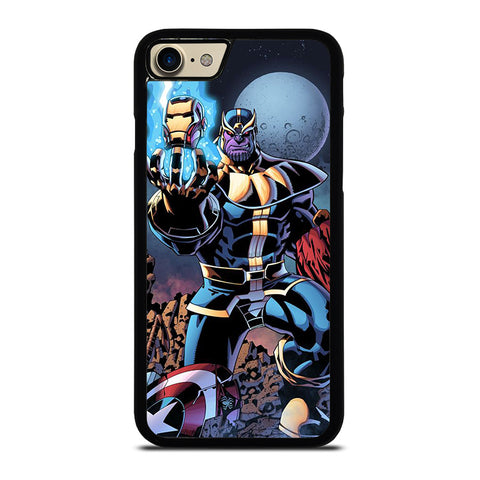 THANOS INFINITY WAR AVENGERS Case for iPhone, iPod and Samsung Galaxy - best custom phone case