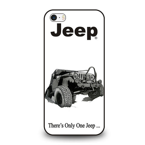 THERE'S-ONLY-ONE-HEEP-iphone-se-case-cover
