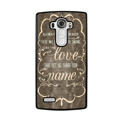 THE-AVETT-BROTHERS-QUOTES-lg-g4-case-cover