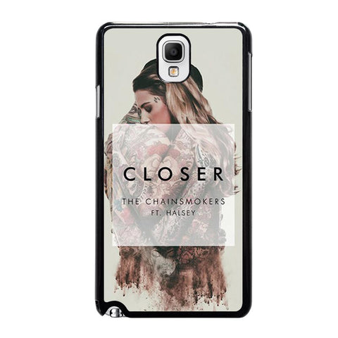 THE-CHAINSMOKERS-ft.-HALSEY-samsung-galaxy-note-3-case-cover