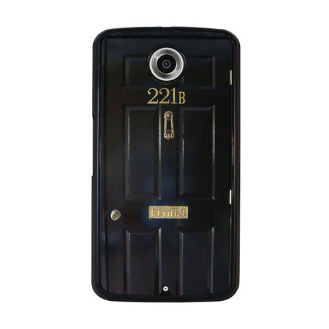 THE-DOOR-OF-SHERLOCK-HOLMES-nexus-6-case-cover
