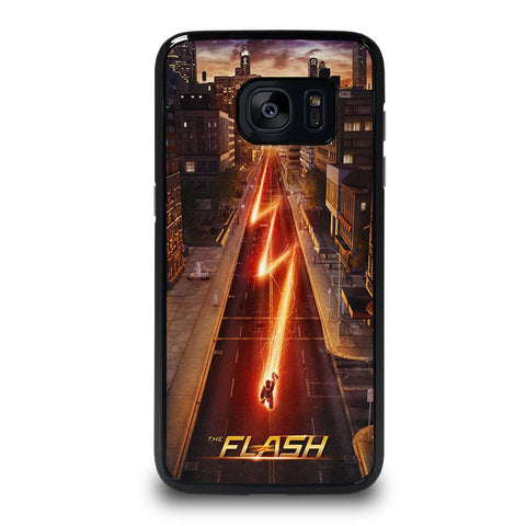 THE-FLASH-DC-samsung-galaxy-S7-edge-case-cover