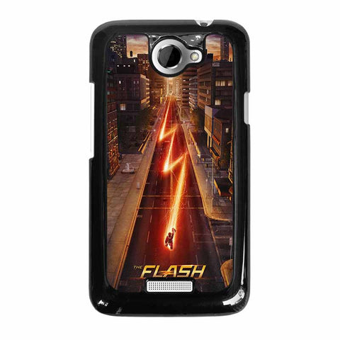 THE-FLASH-DC-HTC-One-x-Case-Cover