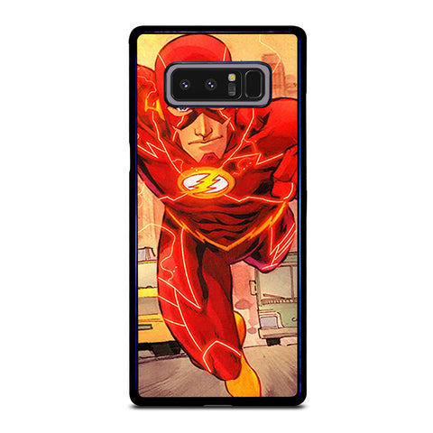 THE FLASH RUNNING DC-samsung-galaxy-note-8-case-cover
