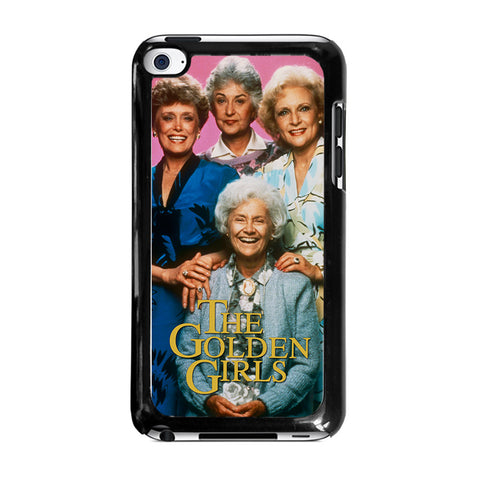 THE GOLDEN GIRLSipod-touch-4-case-cover