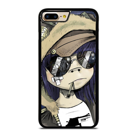 THE GORILLAZ NOODLES iPhone 4/4S 5/5S/SE 5C 6/6S 7 8 Plus X Case - Best Custom Phone Cover Design