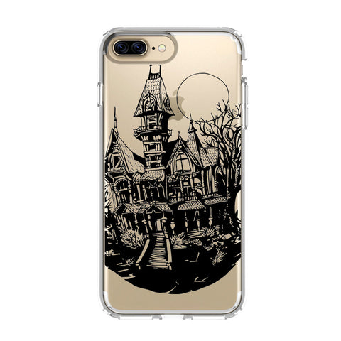 THE-HAUNTED-MANSION-iphone-samsung-galaxy-clear-case-transparent