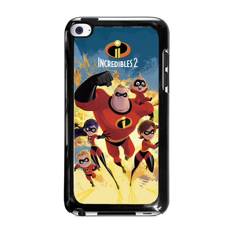 THE INCREDIBLES 2 DISNEYipod-touch-4-case-cover