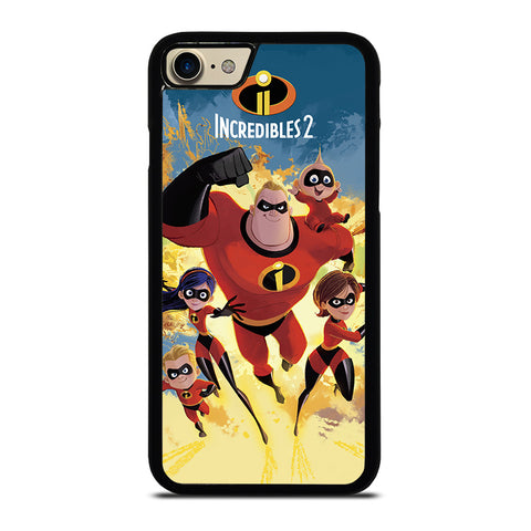 THE INCREDIBLES 2 DISNEY Case for iPhone, iPod and Samsung Galaxy - best custom phone case