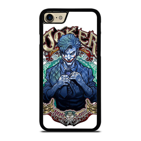 THE JOKER YOU LOSE Case for iPhone, iPod and Samsung Galaxy - best custom phone case