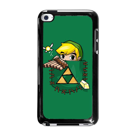THE-LEGEND-OF-ZELDA-POCKET-ipod-touch-4-case-cover
