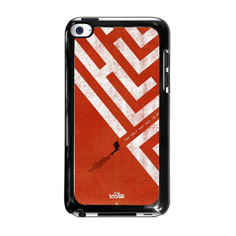 THE MAZE RUNNERipod-touch-4-case-cover