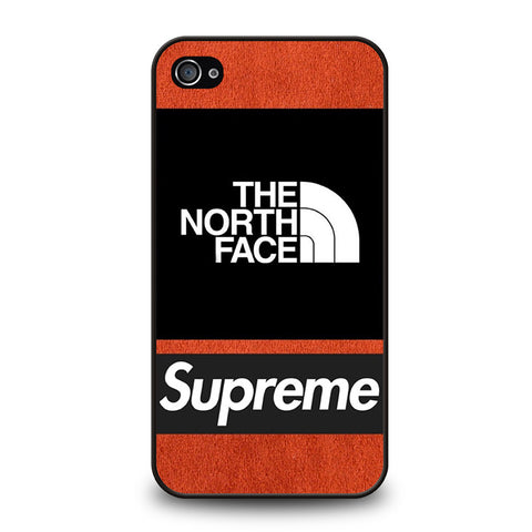 THE NORTH FACE SUPREME-iphone-4-4s-case-cover