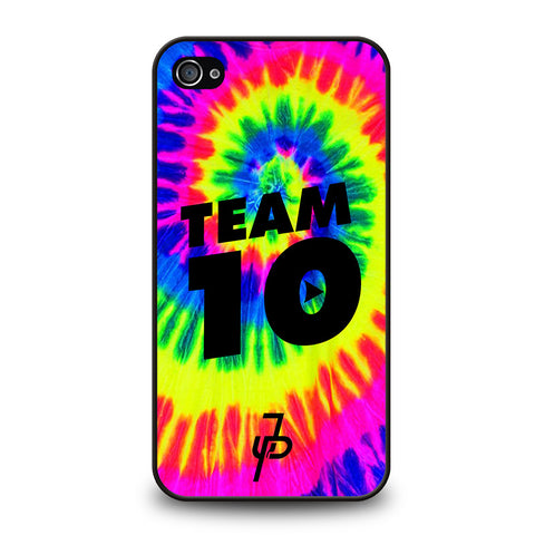 THE RAINBOW JAKE PAUL TEAM 10-iphone-4-4s-case-cover