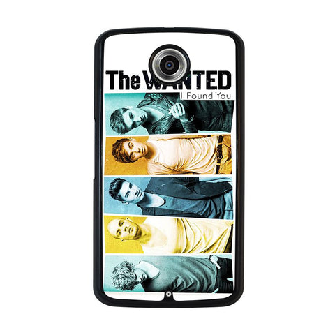 THE-WANTED-nexus-6-case-cover