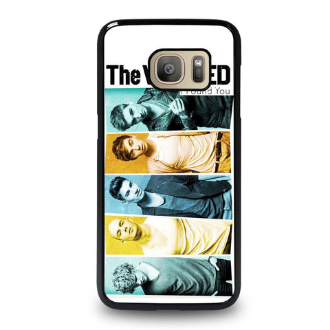 THE-WANTED-samsung-galaxy-S7-case-cover