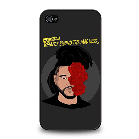 THE-WEEKND-BBTM-Beauty-Behind-The-Madness-iphone-4-4s-case-cover