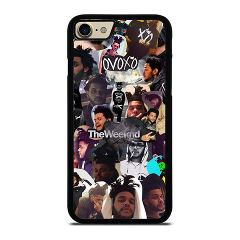 THE WEEKND COLLAGE Case for iPhone, iPod and Samsung Galaxy - best custom phone case