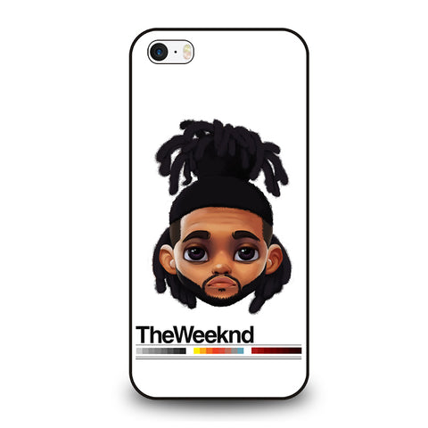 THE-WEEKND-XO-CUTE-iphone-se-case-cover