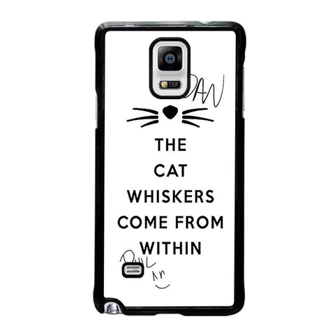 THE-WHISKERS-DAN-AND-PHIL-samsung-galaxy-note-4-case-cover