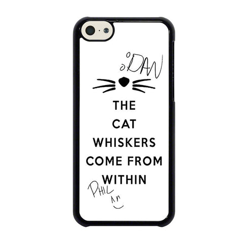THE-WHISKERS-DAN-AND-PHIL-iphone-7-case-cover