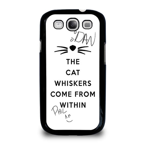 THE-WHISKERS-DAN-AND-PHIL-samsung-galaxy-S3-case-cover